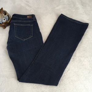 Paige Size 28 Canyon Bootcut Jeans Stretch